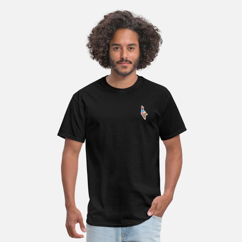 41b577a53f9 Mane T-Shirts - Brr Gucci Cone - Men s T-Shirt black