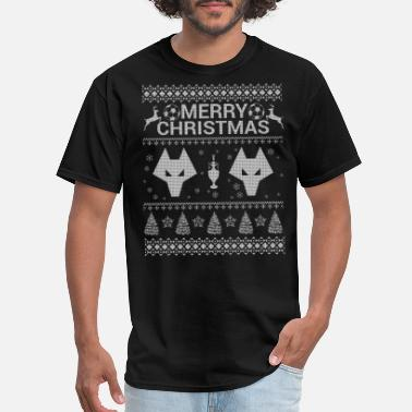 Wolverhampton Wolverhampton - Christmas sweater for Fc's fans - Men's T-Shirt