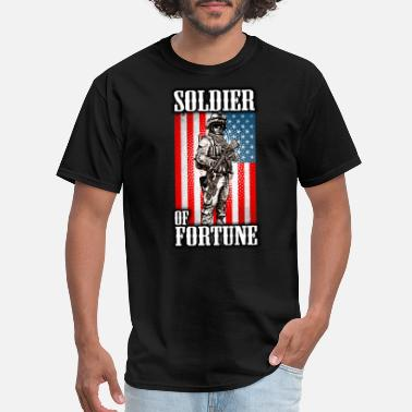 Soldier Of Fortune Soldier of Fortune - Men's T-Shirt