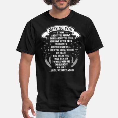 Shop I Still Miss My Ex T-Shirts online | Spreadshirt