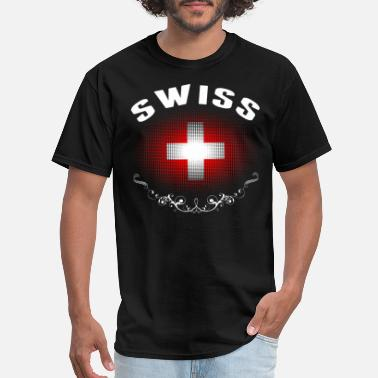 Swiss Flag Swiss Flag Tshirt - Men's T-Shirt