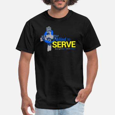 Altar Called to Serve: Knights of the altar - Men's T-Shirt