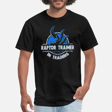 Egoraptor Raptor trainer - In training T-shirt - Men's T-Shirt