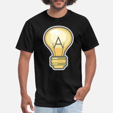 f6c7f7a58f Atheist Logo Atheism Religion Science Hoax Theist - Men's T-Shirt