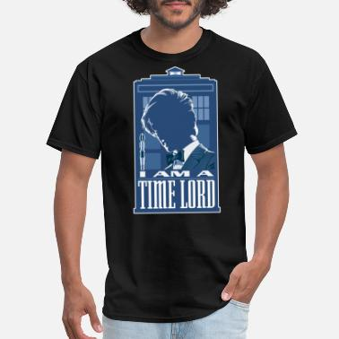 The Doctor 46 Rossi The Doctor - I am a time lord awesome t-shirt - Men's T-Shirt