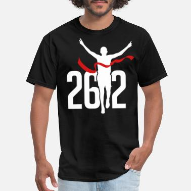 Iaaf 26.2 Marathon - Men's T-Shirt