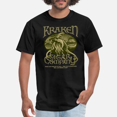 The Kraken Cigar Company - Men's T-Shirt