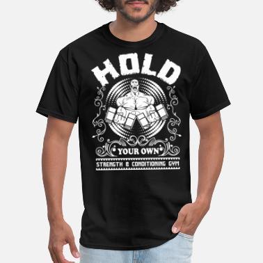 Strong Pretty Funny Strongman Workout Vintage T-Shirt Mens Retro Kids Girls