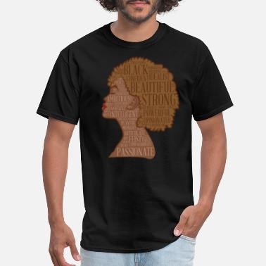 Black Empowerment African American Woman Women Empowerment - Men's T-Shirt