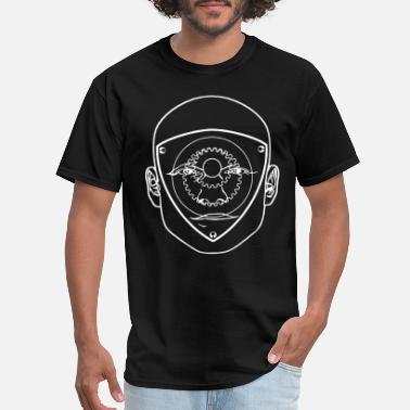 Wankel rotary engine mazda fans engineer science - Men's T-Shirt