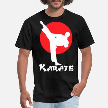 Karate Arts Karate Art of Empty Hand - Men's T-Shirt
