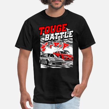 Stancenation TOUGE BATTLE - Men's T-Shirt