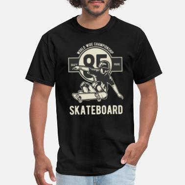 Skateboard Skateboard Junior Champions - Men's T-Shirt