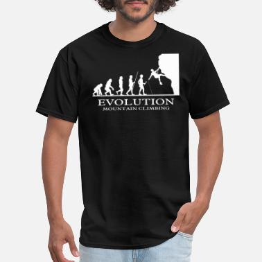 Evolution-shirt evolution - Men's T-Shirt