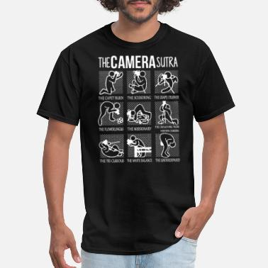 Fuck Camera the camera sutra cancer t shirts - Men's T-Shirt