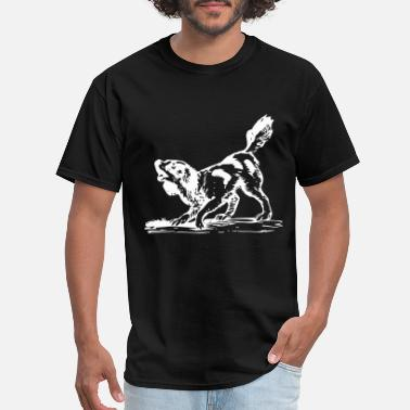 Barking Dog & Barking Dog - Men's T-Shirt