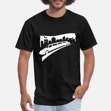 Limousin Long limousine - Men's T-Shirt