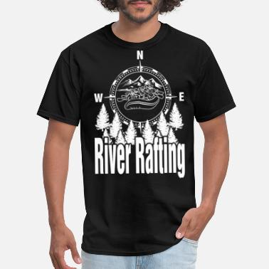 Rafting I Just Need To Go RIver Rafting - Men's T-Shirt