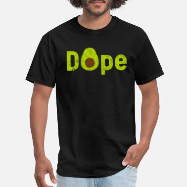 Doping Free Vegan - Dope - Men's T-Shirt