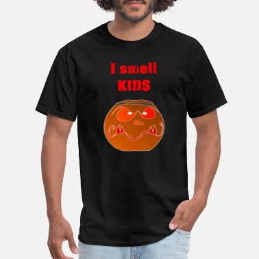 Smell Kids Pumpkin i smell kids - Men's T-Shirt