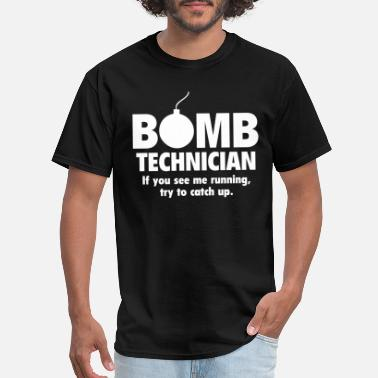 Bomb Squad Bomb Technician - Men's T-Shirt