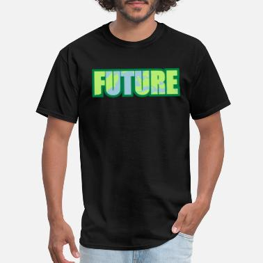 Protestant world earth planet europe cool logo future protest - Men's T-Shirt