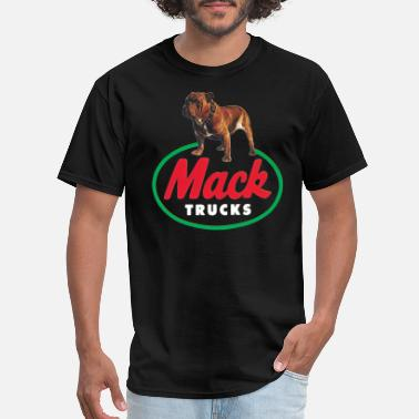 Mack Bulldog - Men's T-Shirt