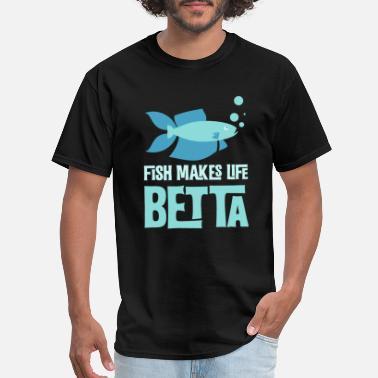 Shop Aquarium Fish Quotes T-Shirts online   Spreadshirt
