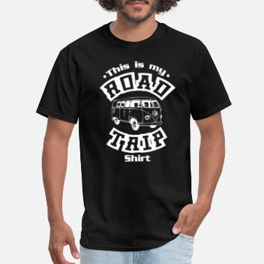 This Is My Road Trip This Is My Road Trip - Men's T-Shirt