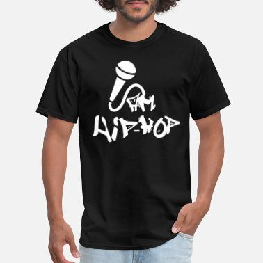 Culture Iam Hip hop - Men's T-Shirt