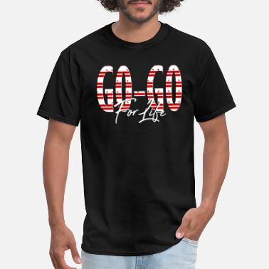 Washington GO-GO 4 Life - Men's T-Shirt