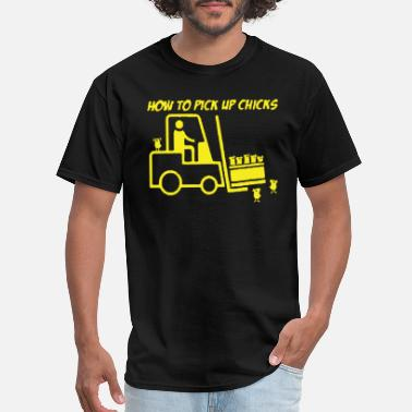 Pick Up HOW TO PICK UP - Men's T-Shirt