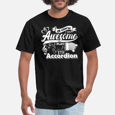 Accordion Accordion Shirt - Men's T-Shirt