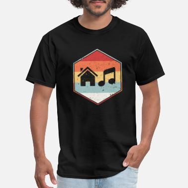 House House Music - Men's T-Shirt