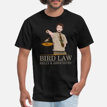 Flyers Bird Law T Shirt - Men's T-Shirt