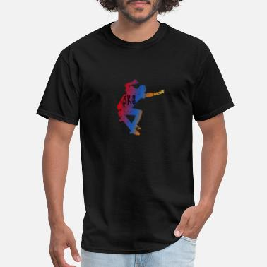 Cool Skateboarding Awesome & Cool Skating and Skateboarding - Men's T-Shirt