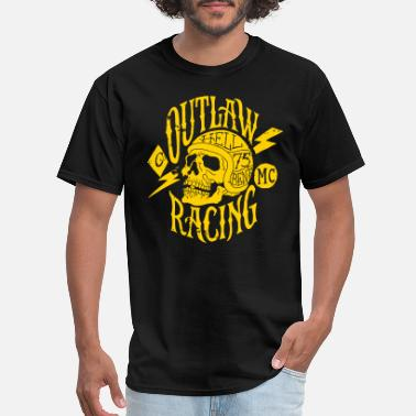 Collections Outlaw Racing - Men's T-Shirt