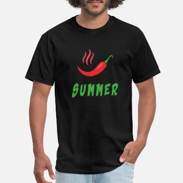 Hot Summer 2 - Men's T-Shirt