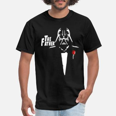 Geek Darth Vader the Father - T-shirt Homme