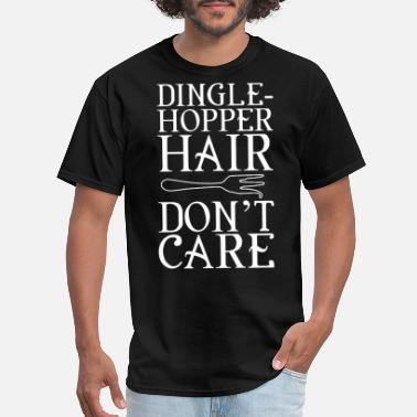 891da413cda4f Mermaid Dingle Hopper Hair Don t Car Mermaid Tank - Men  39 s T. Men s T- Shirt