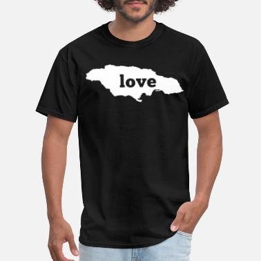 Jamaican Jamaica Jamaican Clothing Jamaica Map Jamaican Gifts Made - Men's T-Shirt