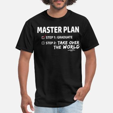 2019 Funny Graduation Gift for Graduate Class of Colleg - Men's T-Shirt