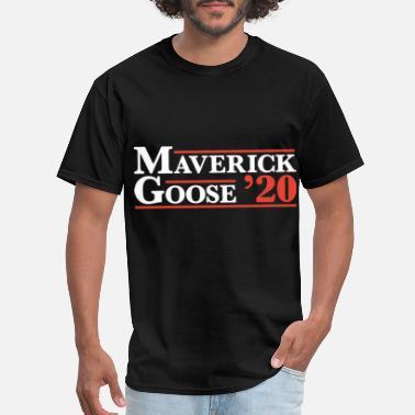 ee32b4e92 Men's Premium T-Shirt. Maverick Goose 2020 Election. from $25.49 · Goose  Maverick maverick goose wife - Men's ...