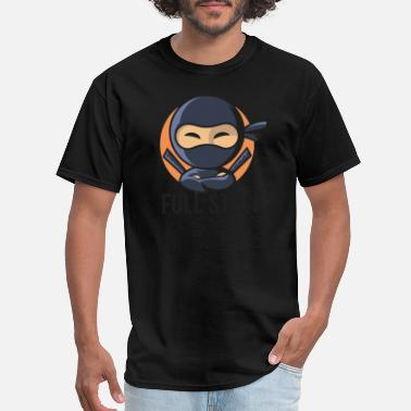 Web Full Stack Ninja - Men's T-Shirt