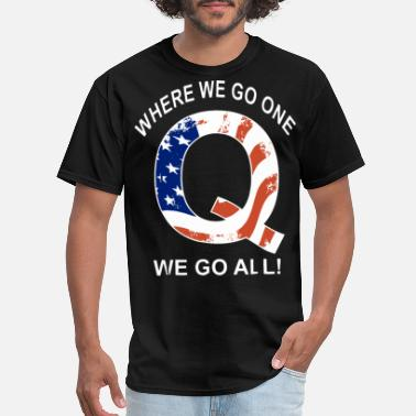 We Are All Africans where we go one we go all america - Men's T-Shirt