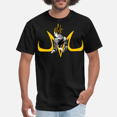 Majin Majin Vegeta T Shirt - Men's T-Shirt