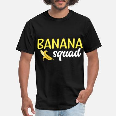 Geek Squad banana squad - Men's T-Shirt