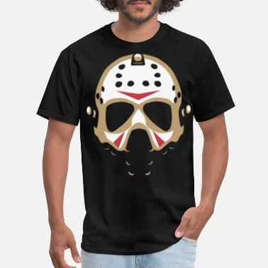 Muscle Biker Jason Imperial Mask biker - Men's T-Shirt