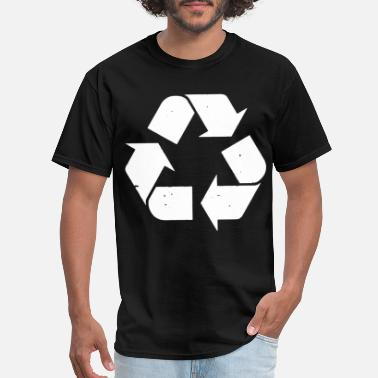 Recycle Recycle Recycling Logo Mens Recycle Womens Recycle - Men's T-Shirt