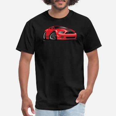 Shop Muscle Car Illustration Gifts Online Spreadshirt